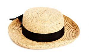 Hasır Şapka Örme İşi, haftalık 350 TL kazanabilirsiniz
