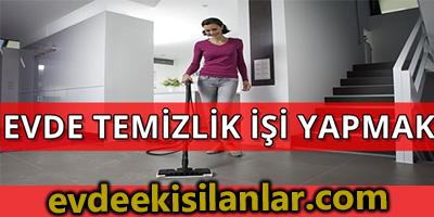 Temizlik iş ilanları Ankara Günlük Temizlik işi veren firmalar