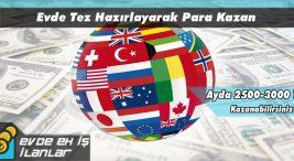 Çevirmenlik Yaparak Evden Para Kazanmak